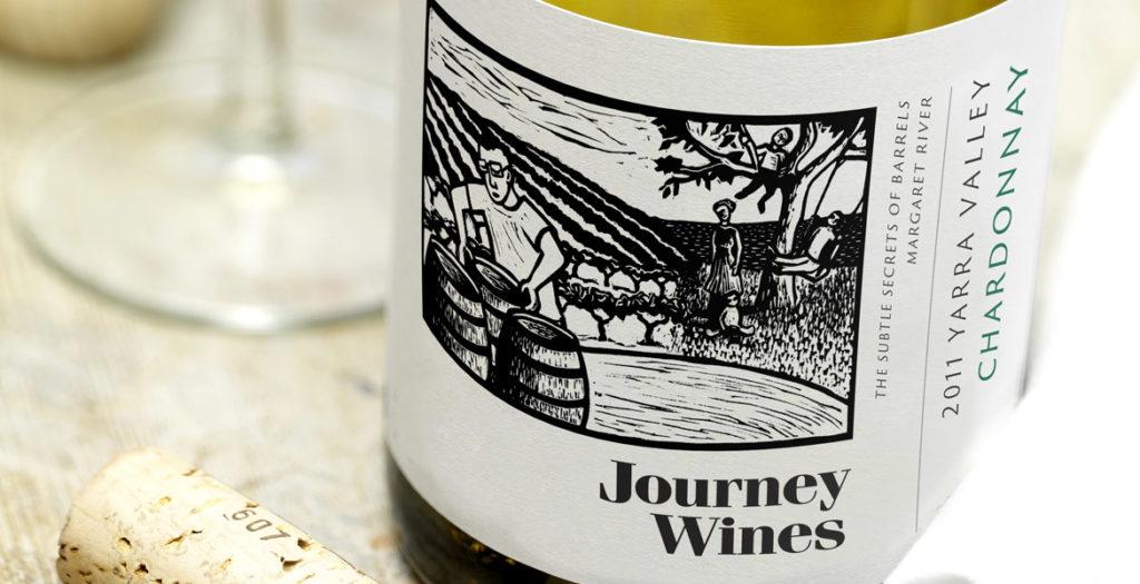 Journey Wines Label