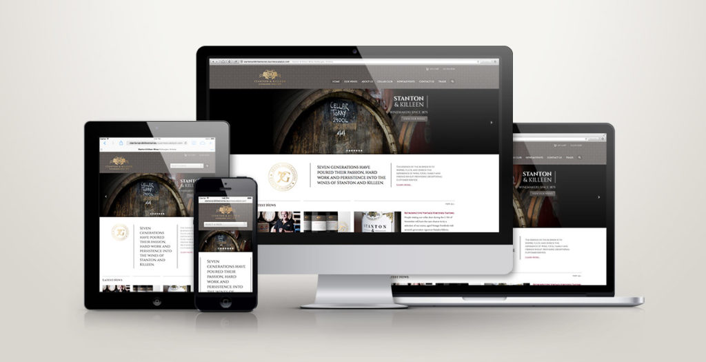 Website Design & Construction - Stanton & Killeen