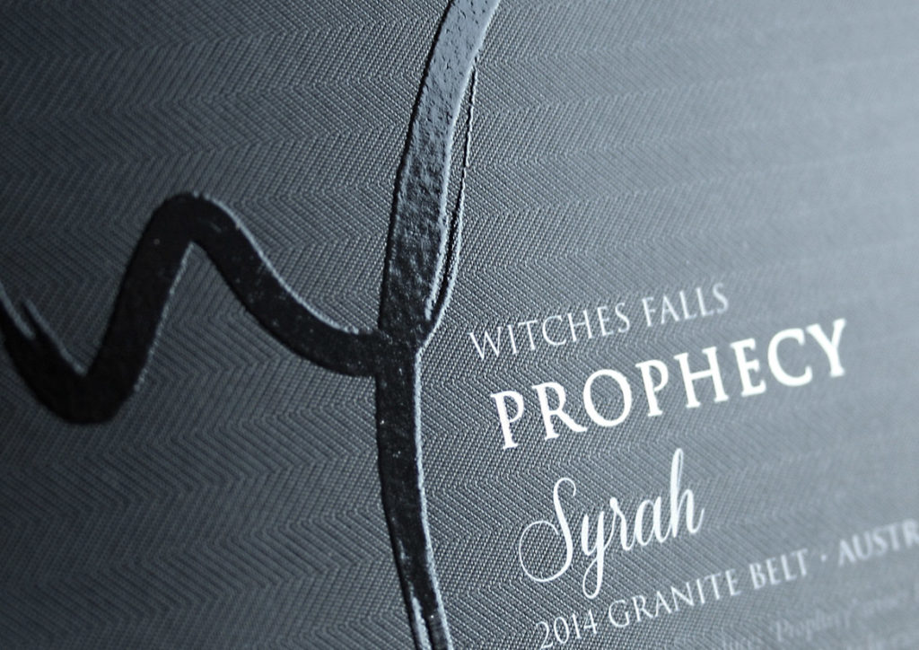 Witches Falls Prophecy