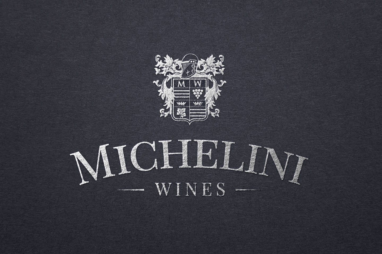Wine Branding Michelini Wines
