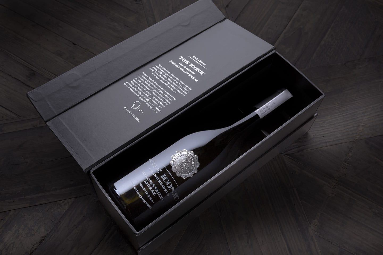 Wine Label Design Calabria The Iconic