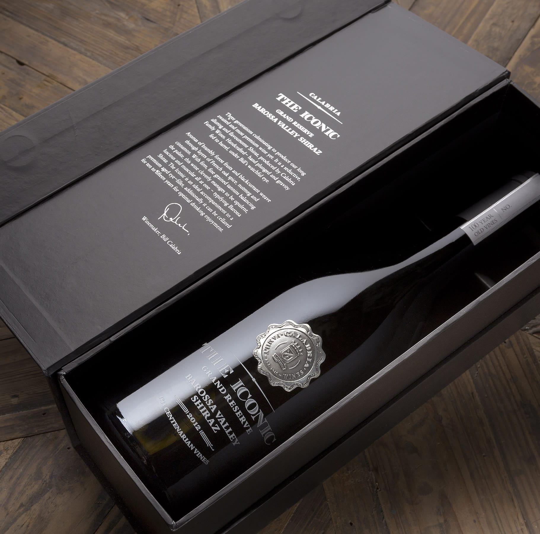 Bespoke Wine Label Design
