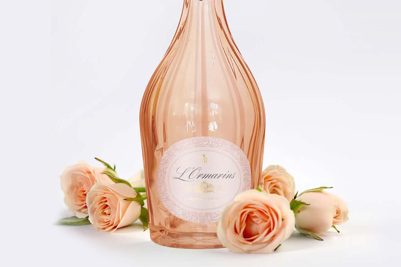 Wine Label Design L'Ormarins