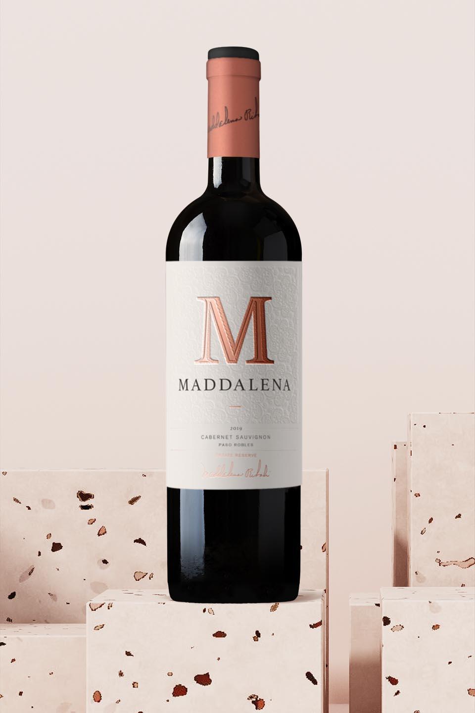 Wine Label Design Maddalena