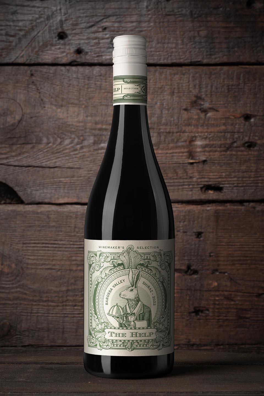 Wine Label Design The Help
