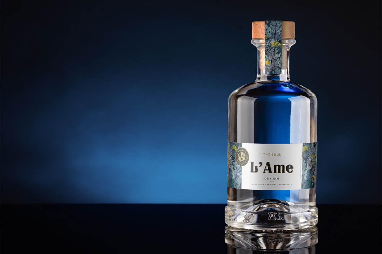 Spirit Label Design Lame