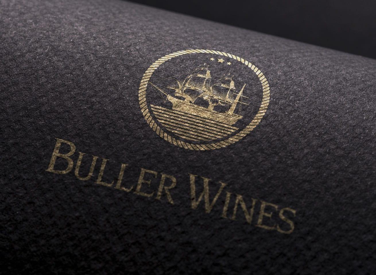 Wine Branding Buller Wines